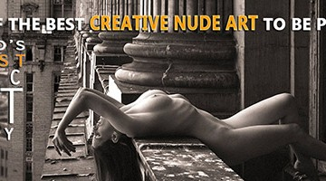 EROTIC SIGNATURE'S CREATIVE NUDE ART COMPETITION 2014