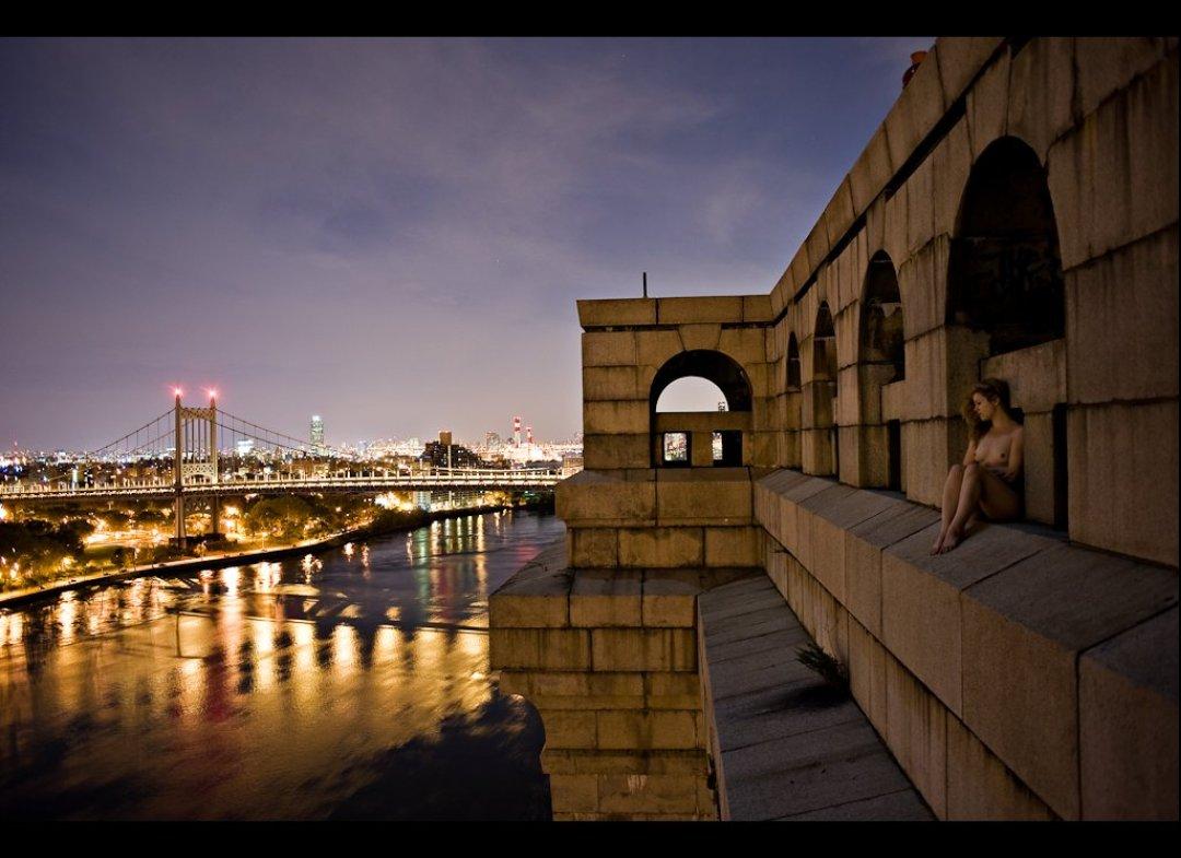 Urban Nudes by Shane Perez