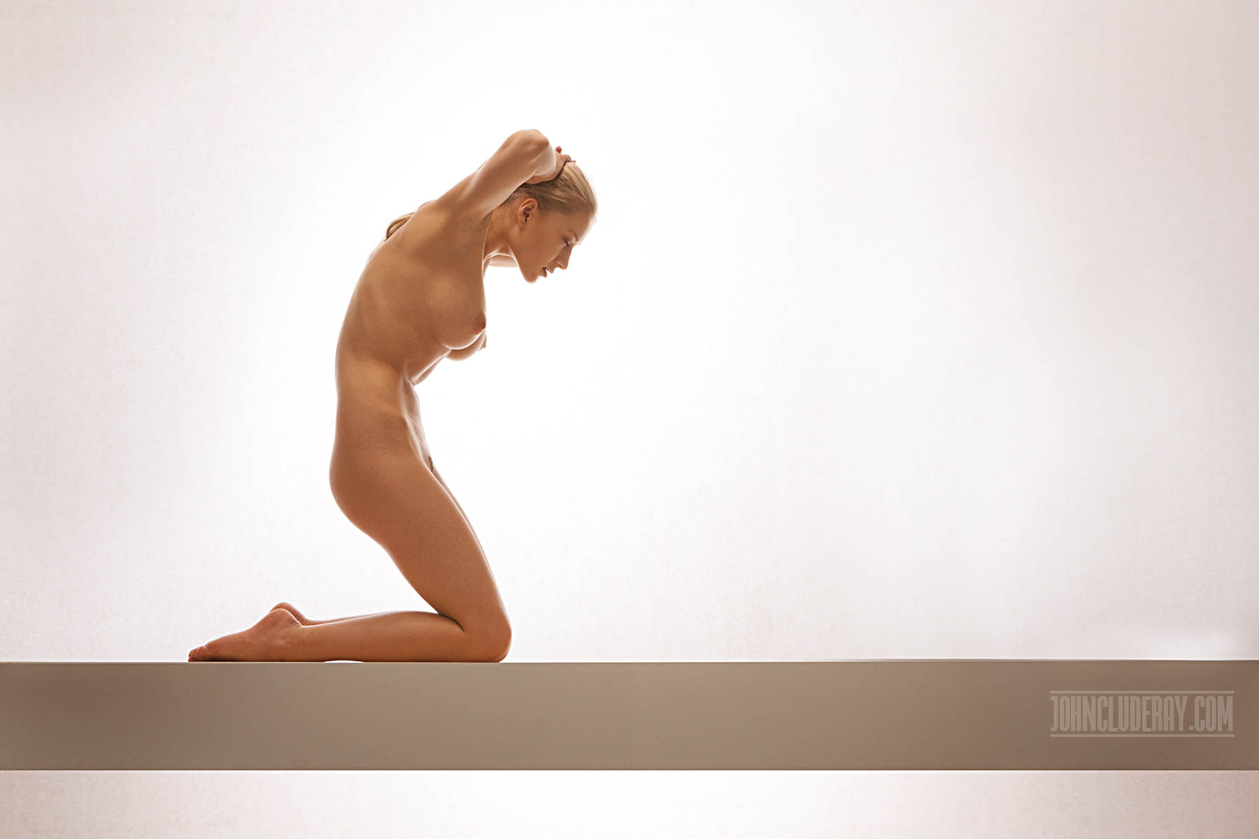John Cluderay on Art Nude Today